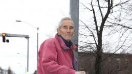 Jozef Števula (70) púta pozornosť v hlavnom meste.