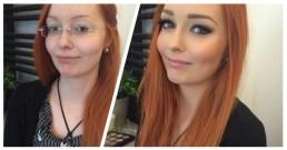 Make-up občas dokáže zázraky.